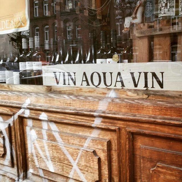 Vin Aqua Vin